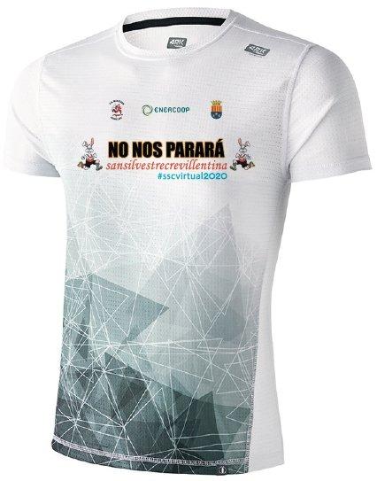 Camiseta oficial evento